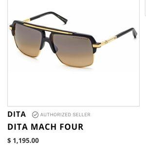 Dita mach four